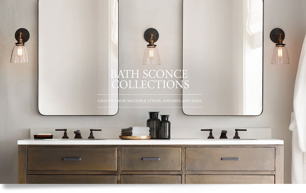 Restoration Hardware Bath