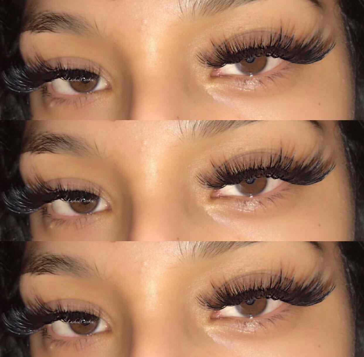 Natural Eyelash Extensions | Lash Extension Salon | What ...