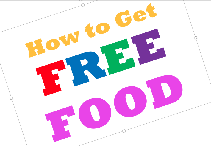 Learn How to Get Free Food and Save Money on a Road Trip