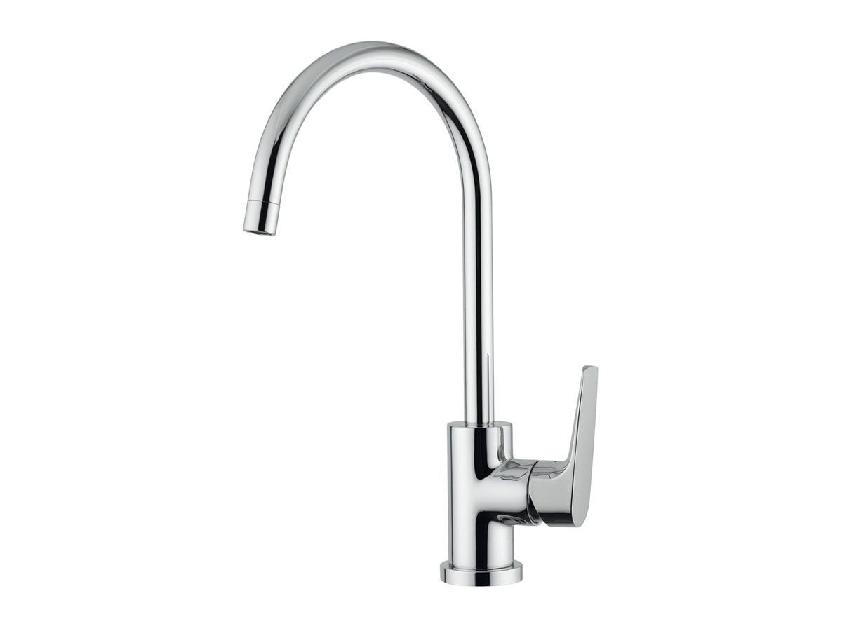 Reece Kitchen Sinks Posh solus mkii gooseneck sink mixer 169 our new home kitchen products from reece workwithnaturefo