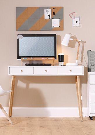 Sekretär für 179€ - Das skandinavische Design ist ein Blickfang in ...