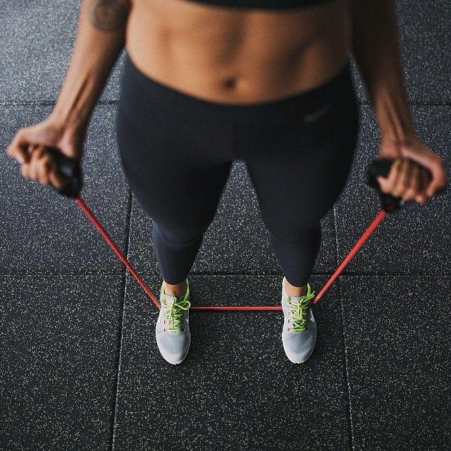 @Nike Training Club on Instagram | PHOTO CREDIT: NikeWomen / Nike Training Club