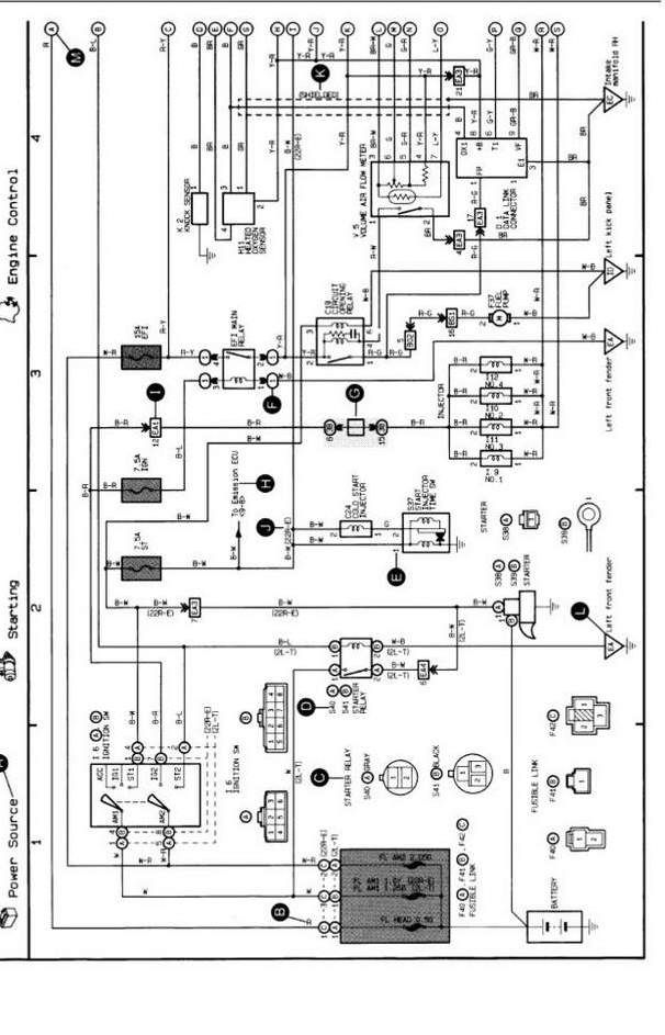 440 Volt Wiring Diagram In 2020 Schaltplan Peterbilt Jeep Stiles