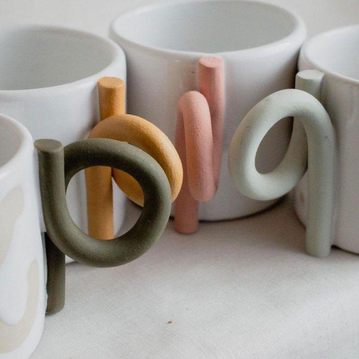 A few ceramic artists whose work I'm loving · Miss