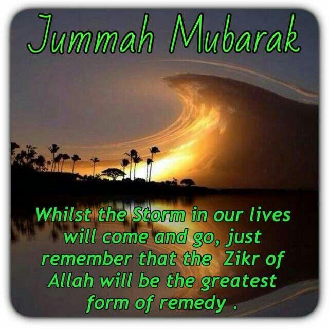 Jummah mubarak inspirational quotes pinterest islamic quotes jummah mubarak m4hsunfo