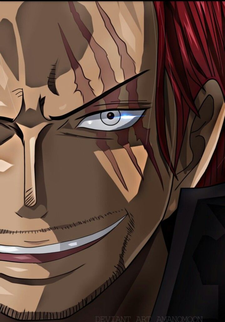 One piece shanks english subbed on