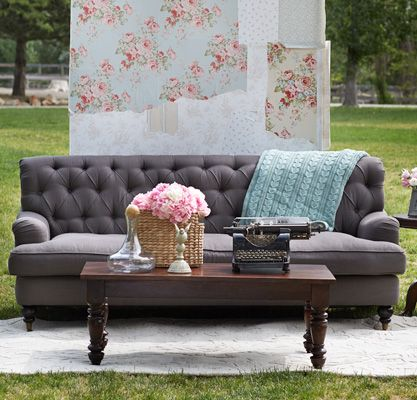 Waddeston Sofa from DownEast Home Clothing Home Pinterest