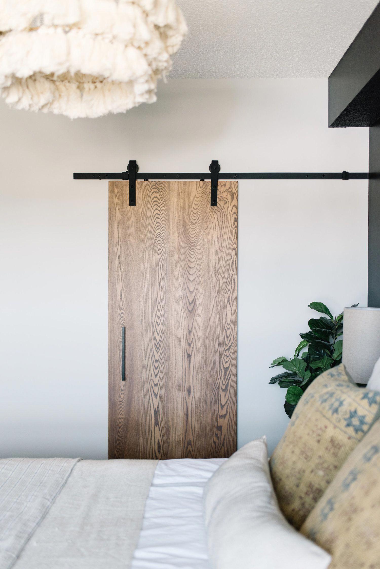 Sliding Barn Door For Bedroom Residential Sliding Barn Doors
