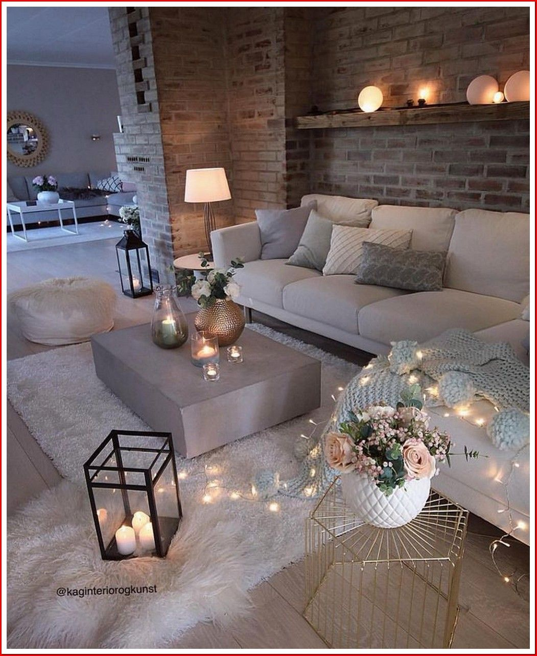 Nice Small Living Rooms: 14 Attractive Living Room Wall Decor Ideas 00012 In 2020