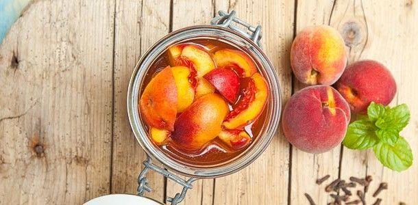 Pfirsichkompott Rezept
