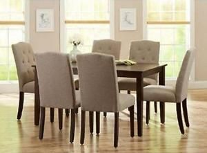 a744d43ad7920ae79a678751c4d79956 - Better Homes And Gardens Parsons Tufted Dining Chair Beige