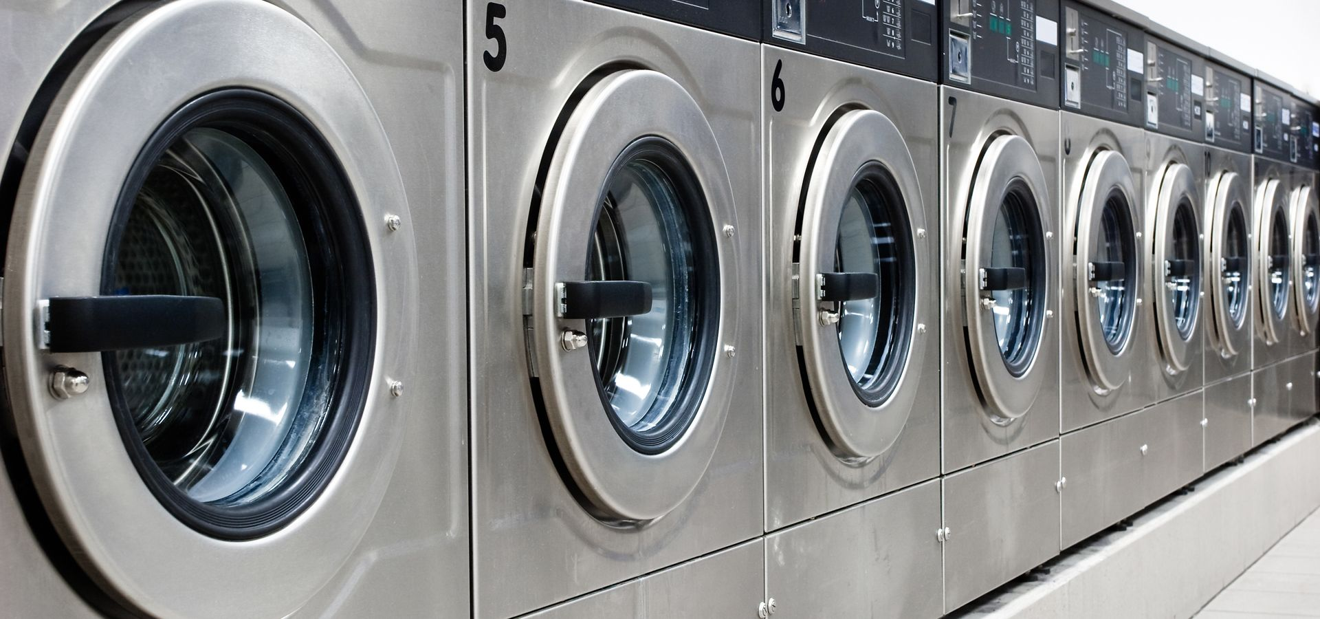 Coin Operated Laundry For Sale Services Coin Laundry Business
