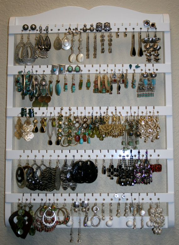 Photo of This product is not available – jewelry holder earring organizer solid …