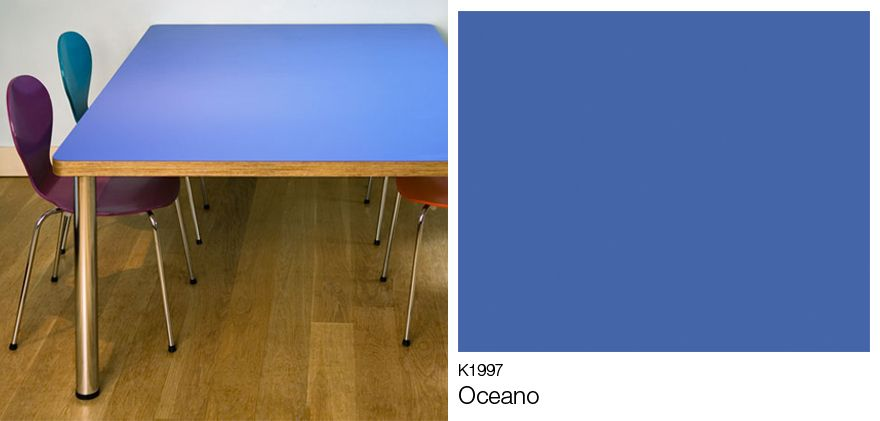 Dining Table Designed Handmade By Mattantrobus Using Formica