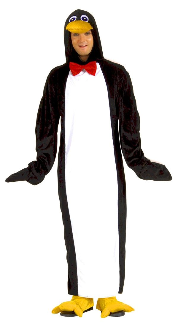 Karneval Ideen Manner Kostume Erwachsene Fasching Pinguin Karneval