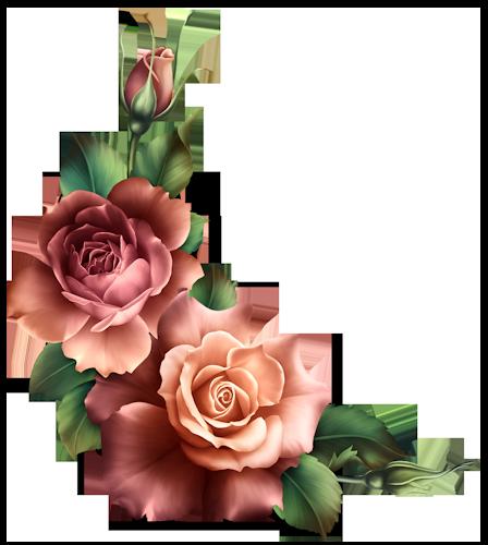 137845972 Ed Coffeefantasy Element 72 Png 448 500 Ilustracoes Florais Aquarela Floral Imagem Floral