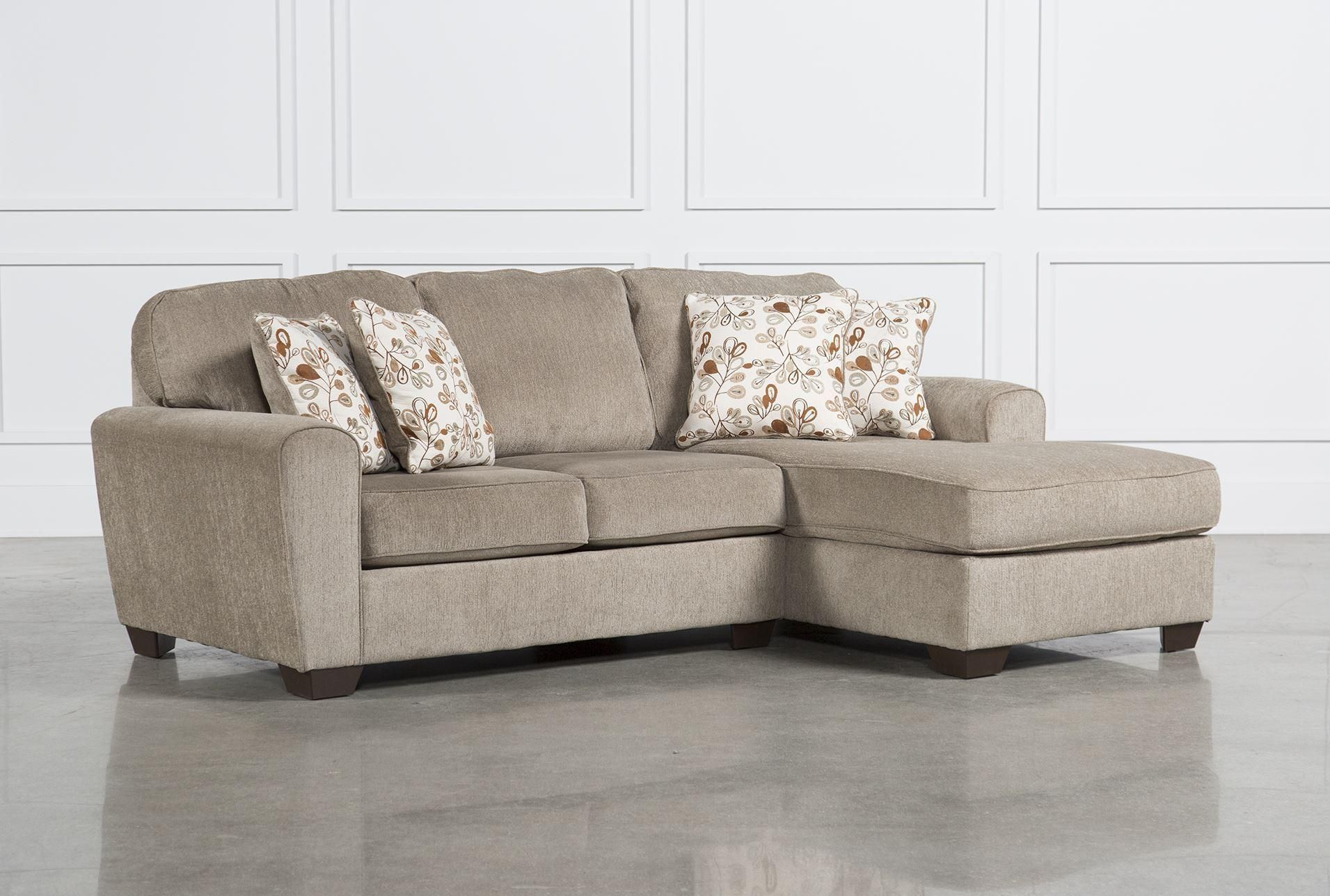 Raf Chaise & Patola Park 2 Piece Sectional W Raf Chaise