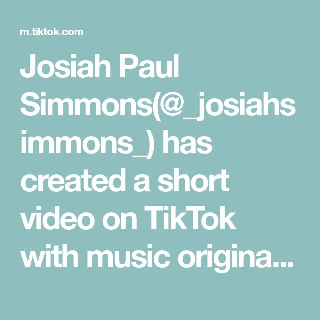 Josiah Paul Simmons Josiahsimmons Has Created A Short Video On Tiktok With Music Original Sound Watch The Whole Vi Minecraft Memes Minecraft Chicken Humor