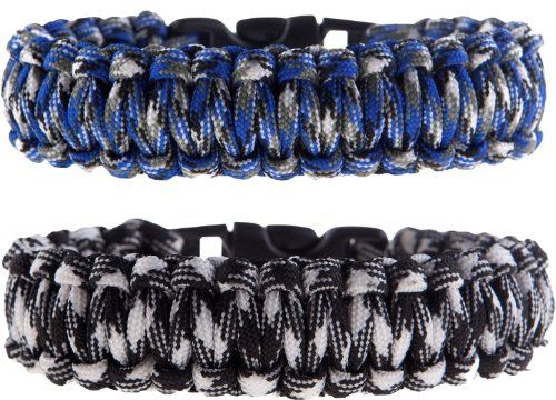 A paracord survival bracelet is a great tool for any prepper to have around. Having several DIY paracord bracelets around is even better, super cool ones you made yourself. What a fun and practical way to get prepared!  Keeping your emergency paracord around your wrist and ready to quickly deploy in the case of