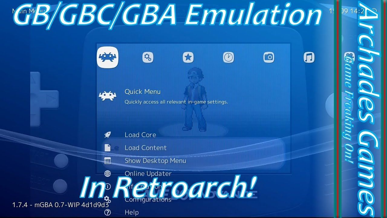 How to Setup Retroarch for GB/GBC/GBA Emulation + Link Cable
