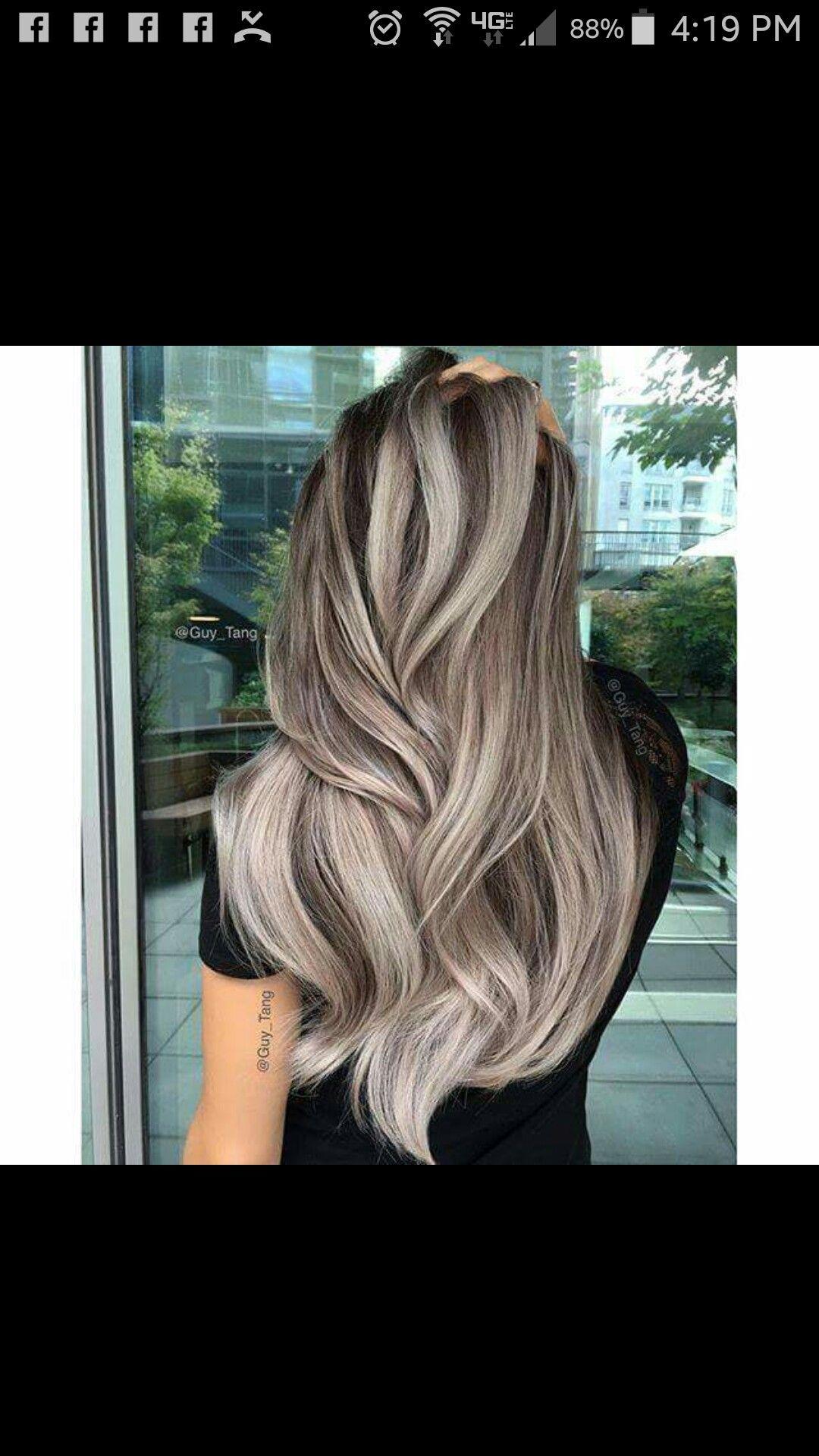Beautiful Guy Tang hair color