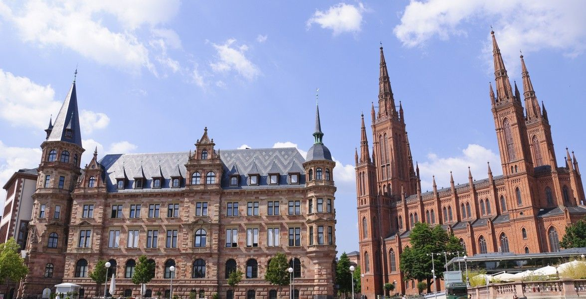 Hessen Hauptstadt