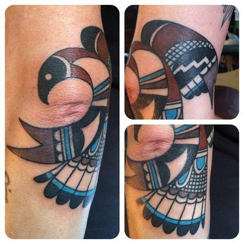 Atlas Tattoo Portland Oregon: Cheyenne Sawyer — Atlas Tattoo - Portland, Oregon