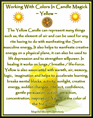 Best 25 Yellow Candles Ideas On Pinterest Yellow