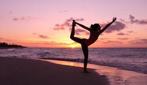 inhale peace and exhale love… with images  beach yoga
