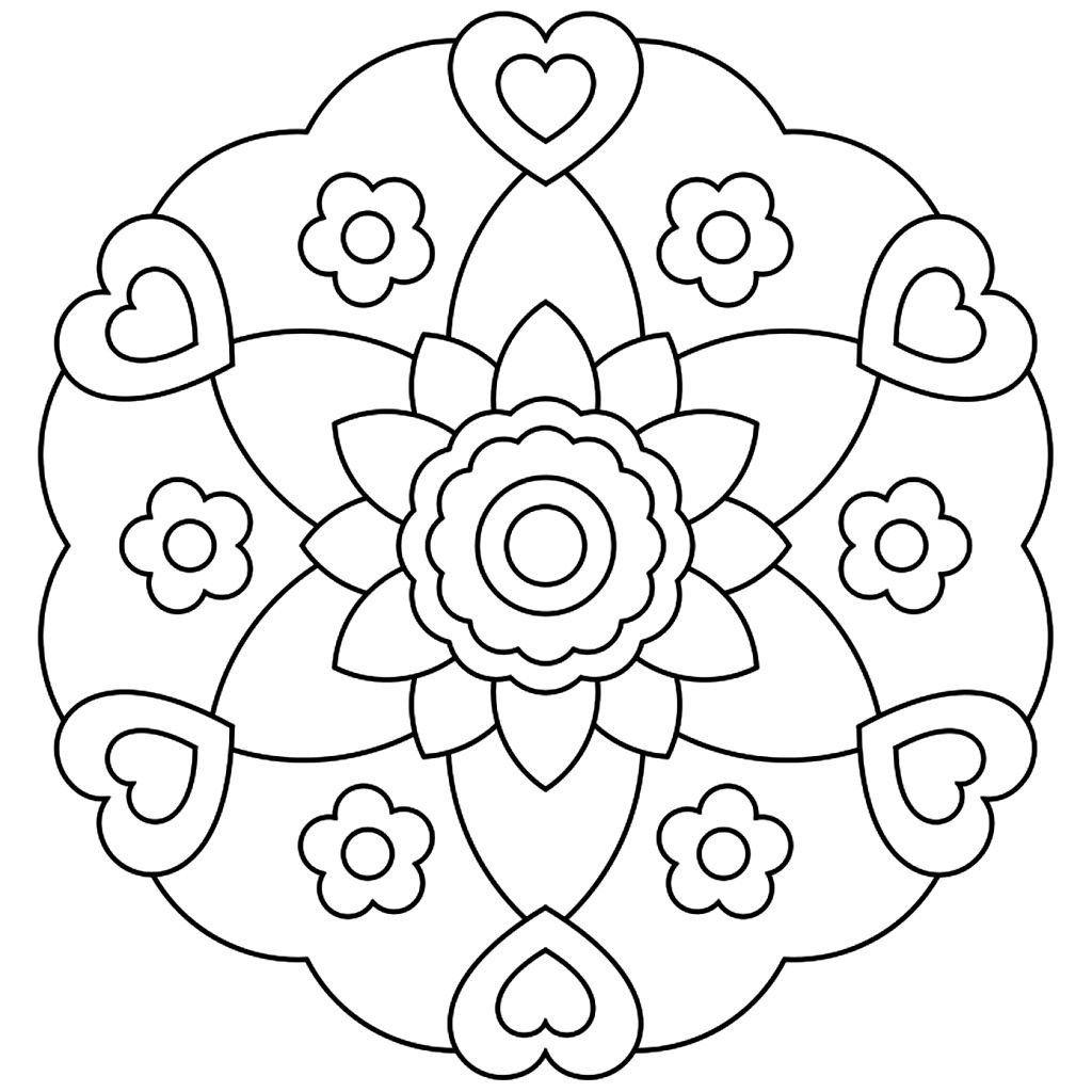 27 Best Picture Of Free Printable Mandala Coloring Pages Albanysinsanity Com Mandala Coloring Pages Mandala Coloring Mandalas For Kids