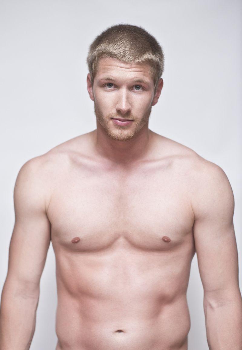 Hot Blond Men