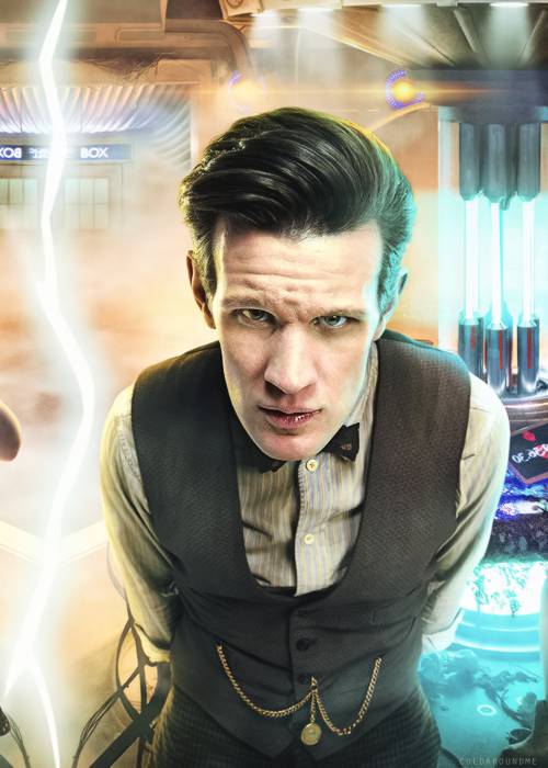 Journey to the centre of the TARDIS. << I. Can't. Wait.