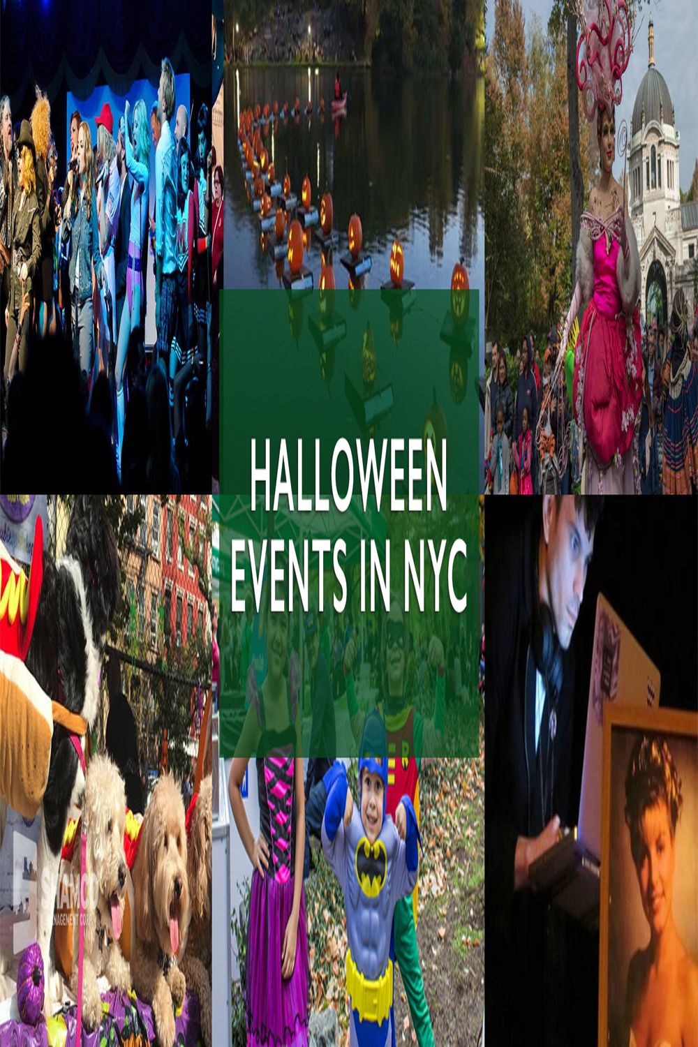 What to Do for Halloween in NYC in 2020 Halloween in new