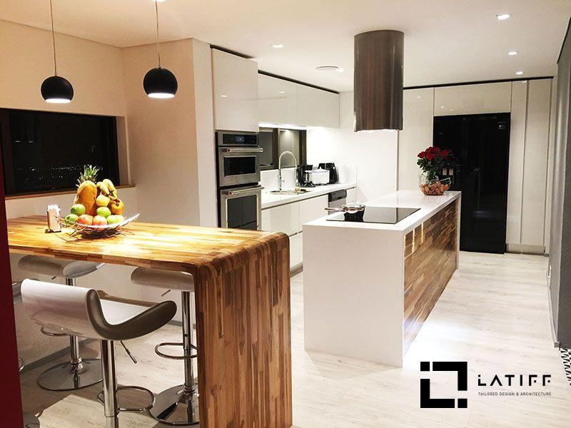 LATIFF Tailored Design  Architecture Remodelación de cocina y - remodelacion de cocinas