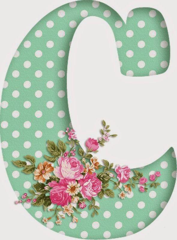 Resultado de imagem para letras decoradas   Letras e Números.