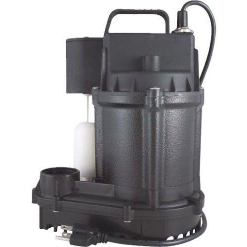 Star Water 1 2hp Cast Sump Pump 5seh Unit Each Sump Pump Sump
