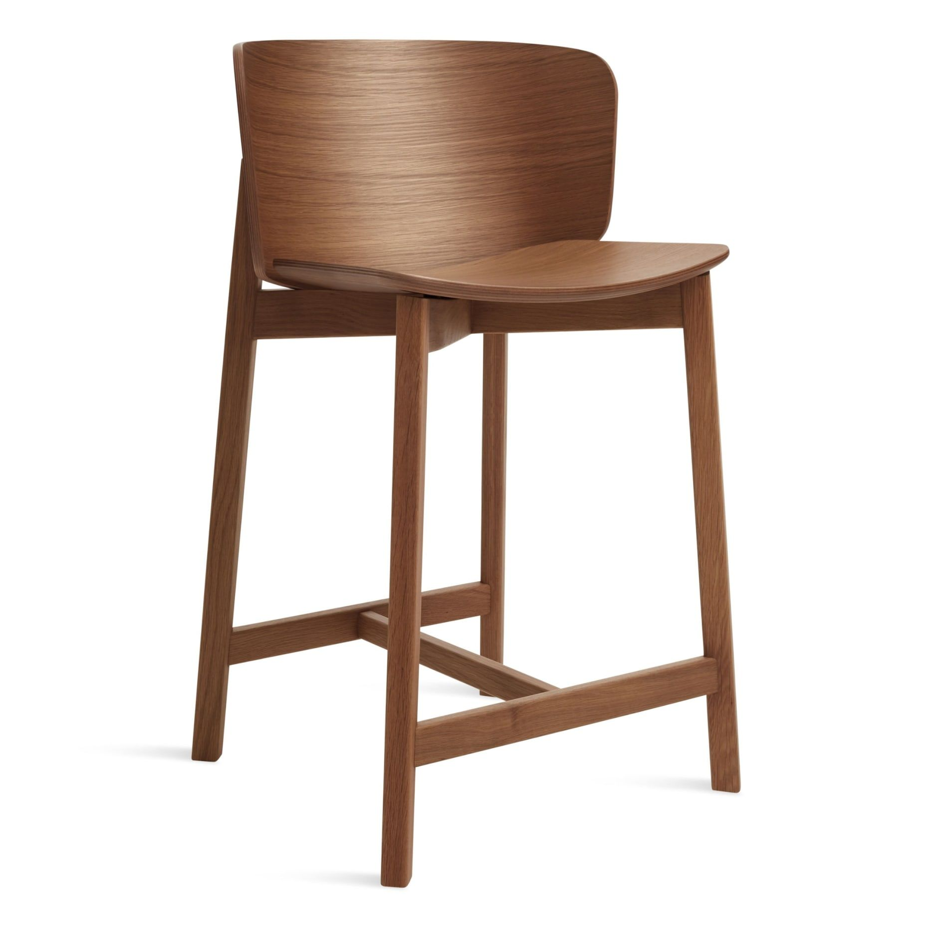 Buddy Counter Stool Counter Stools Modern Wood Dining Chair Stool