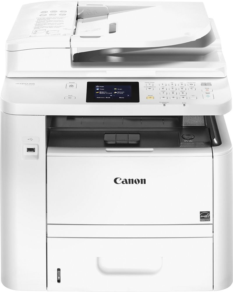 canon imageclass d1520 black and white all in one laser printer