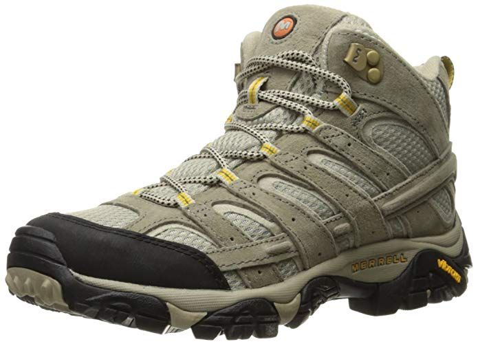 Hiking Running Merrell Mid Boot 2 Review Moab Shoes Vent Women's pwnnqBP7