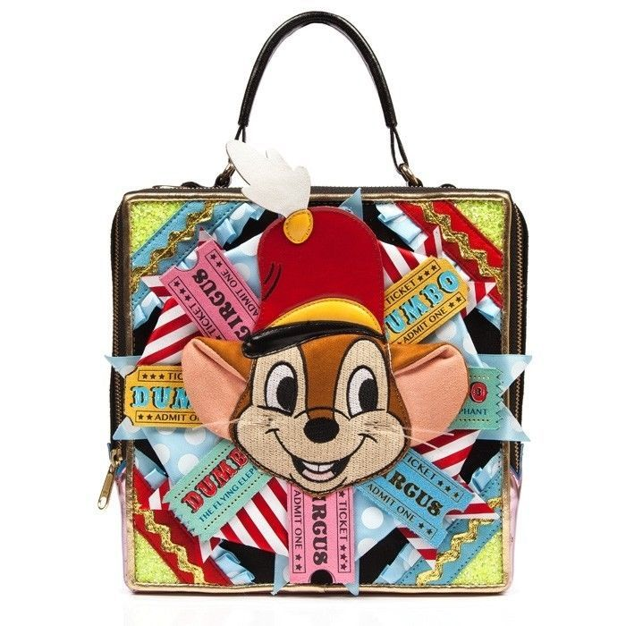 New Irregular Choice Disney Dumbo The Big Act Bag Handbag  fashion  clothing   shoes  accessories  womensbagshandbags (ebay link) 912028a0d425c