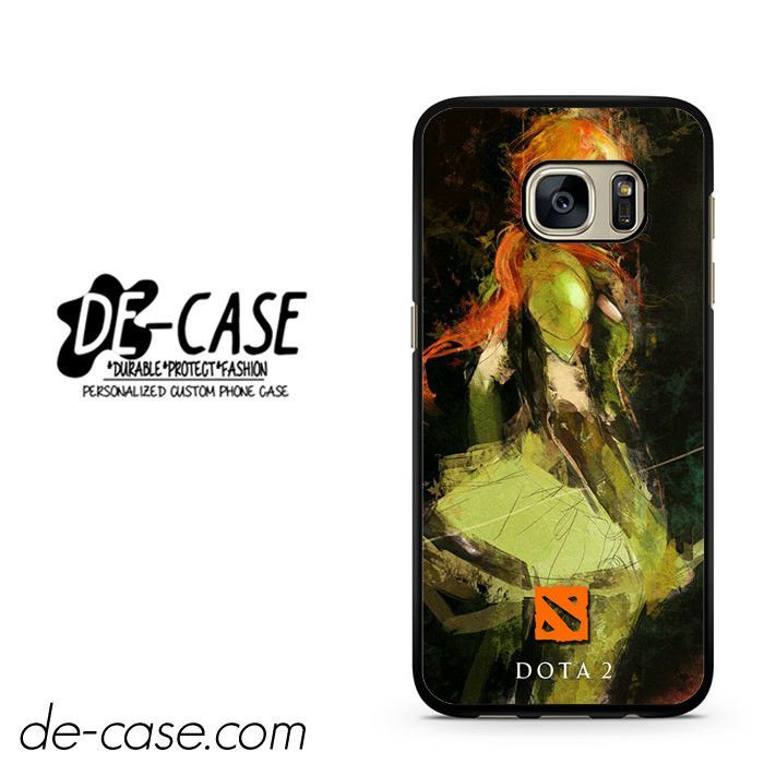 Dota 2 Windranger In Art DEAL-3648 Samsung Phonecase Cover For Samsung Galaxy S7 / S7 Edge