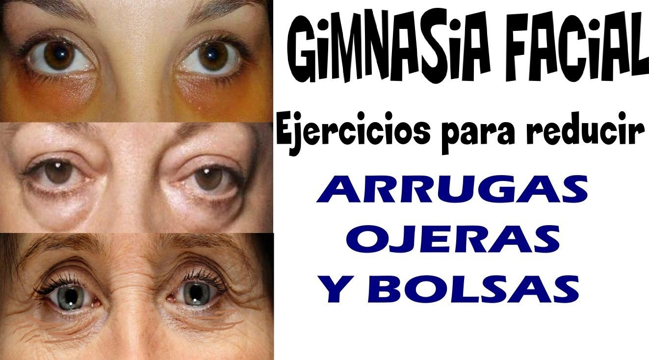 Photo of REDUCE EYES, BAGS AND WRINKES IN LITTLE TIME – EXERCISES …