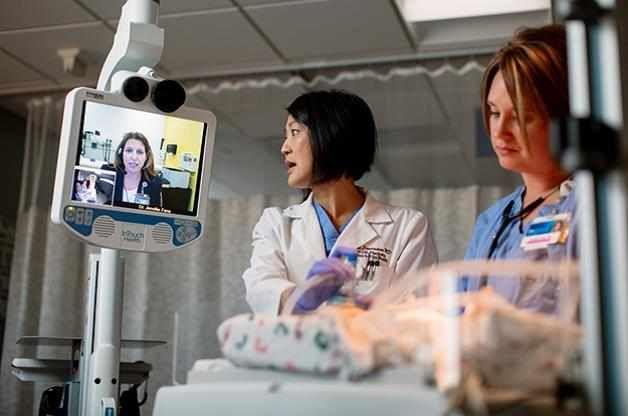 Emergency video telemedicine positively impacts newborn resuscitation https://t.co/ztAzRp1rWw https://t.co/gNkeXNbX9Y