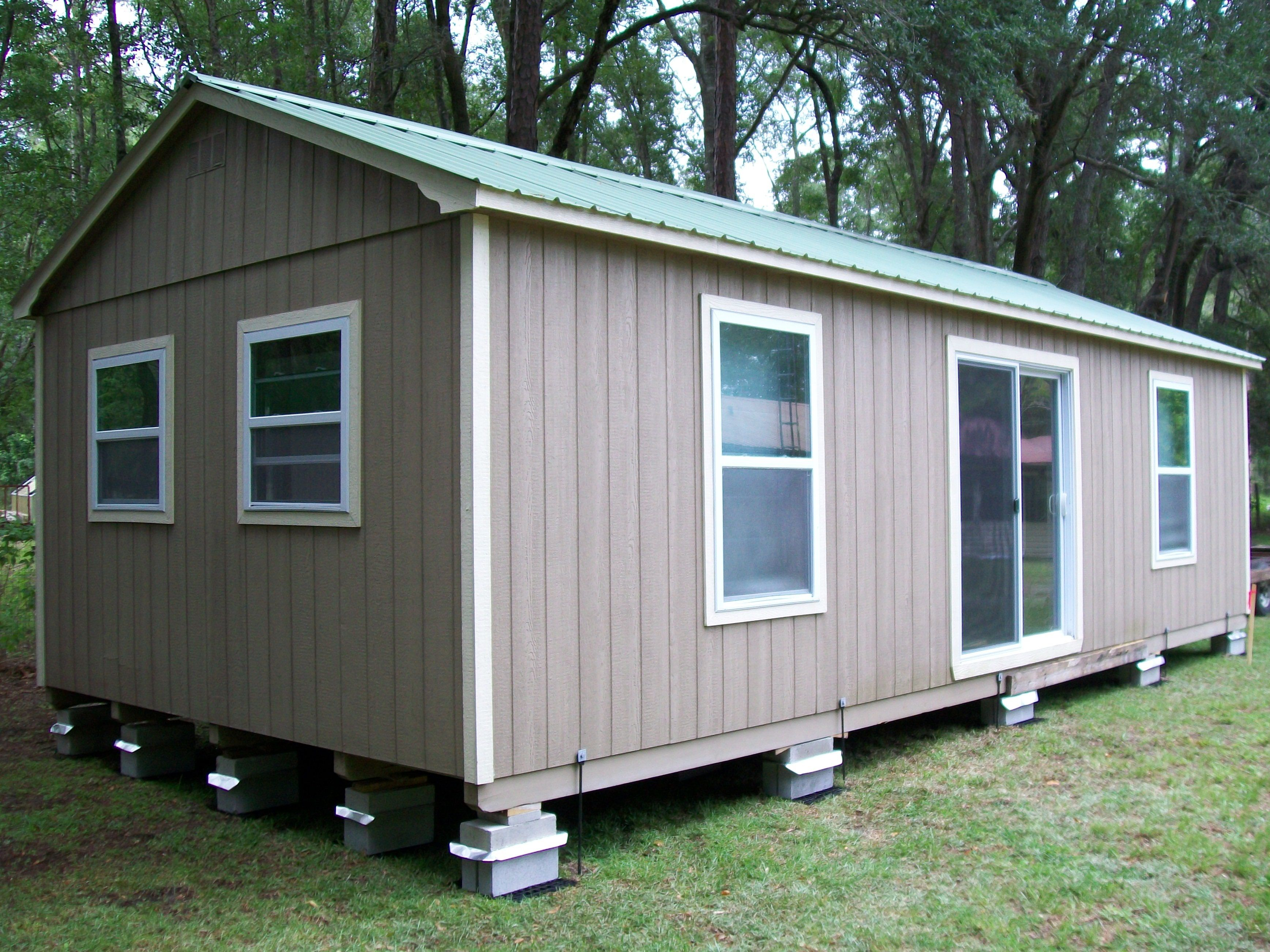 Prefabricated Wood Buildings And Sheds   Florida Gulf Sheds, Inc.