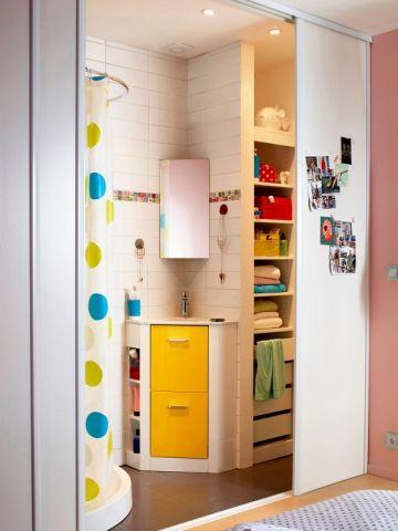 Petite salle de bains  15 solutions d\u0027aménagement maison