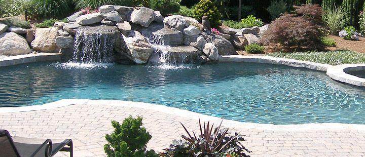 Salt Water Pool Designs saltwater swimming pools nj and the benefits of chlorinators Salt Water Pooljpg 720310 Pixels
