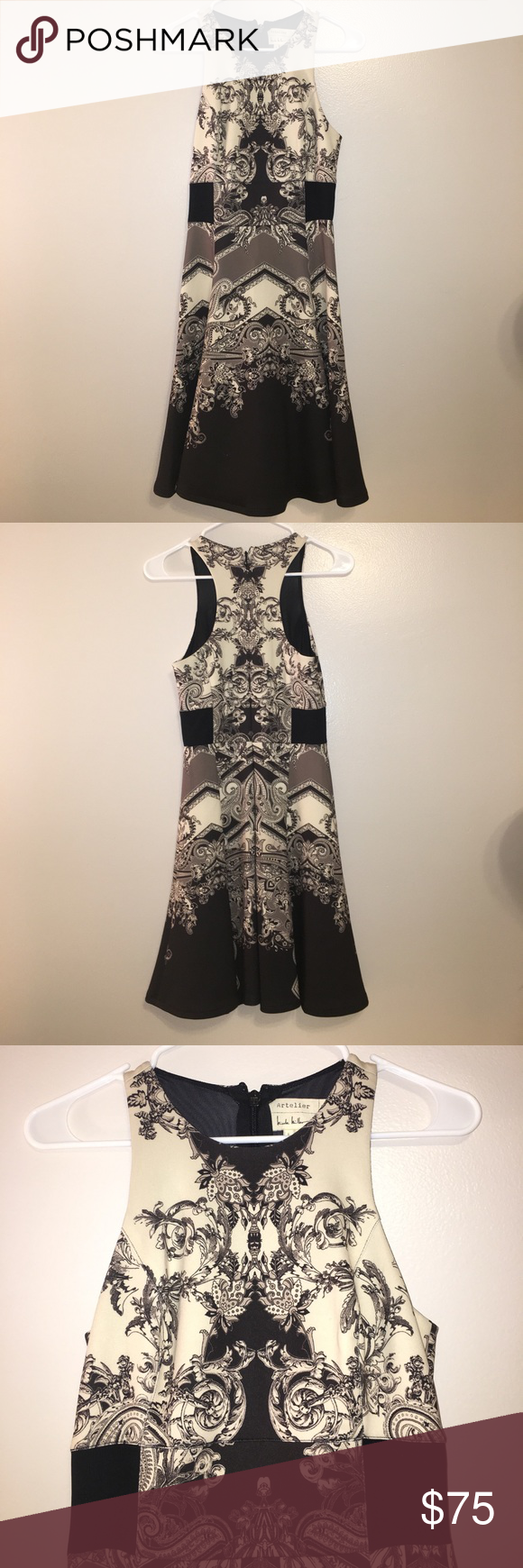 NICOLE MILLER Beautiful Nicole Miller dress! Great for a special occasion! Nicole Miller Dresses Mini