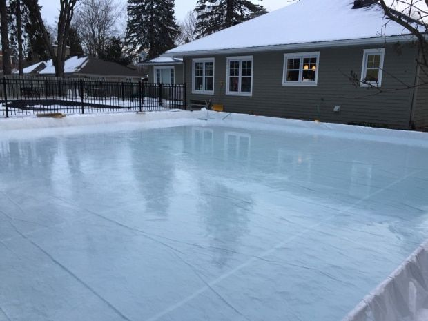 What you need to know about building your own backyard ice ...