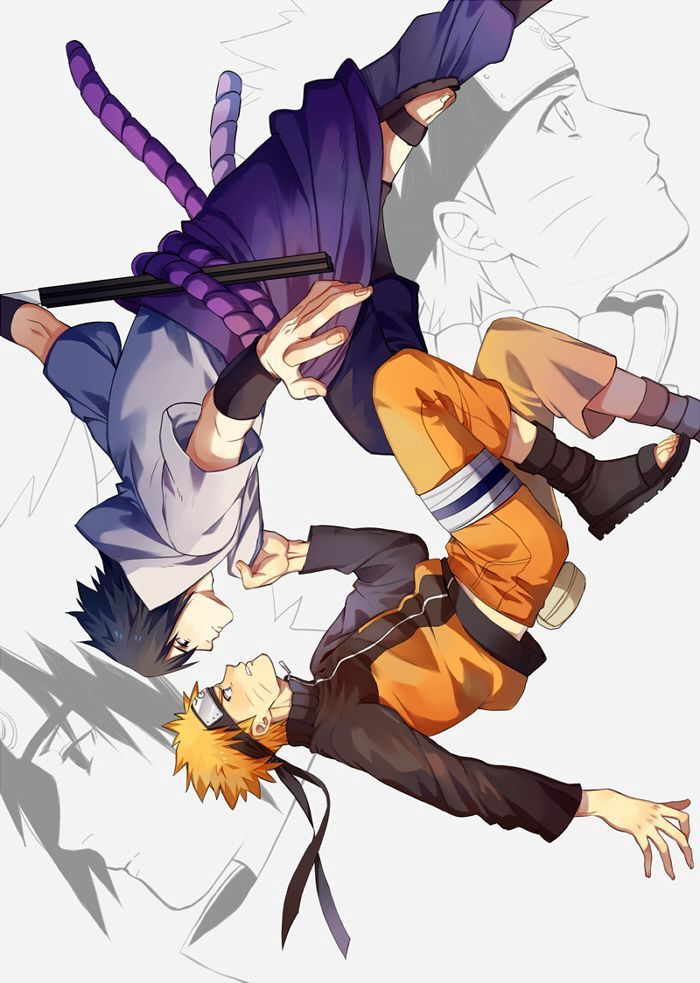 Photo of Naruto ships