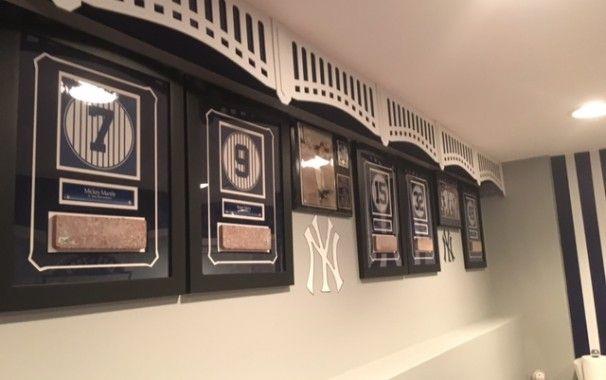 Room Photos Archives Yankees Room Yankee Room Yankee Bedroom Yankees Decor